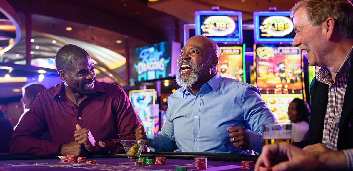 Million Consumers Within The United States Are Casino