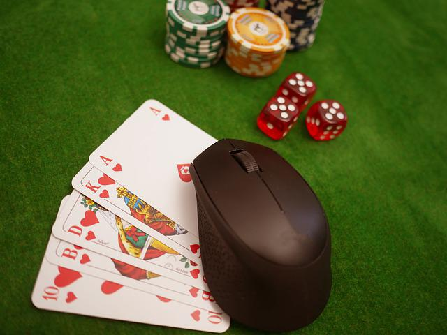 Online Gambling Tip Make Yourself Obtainable